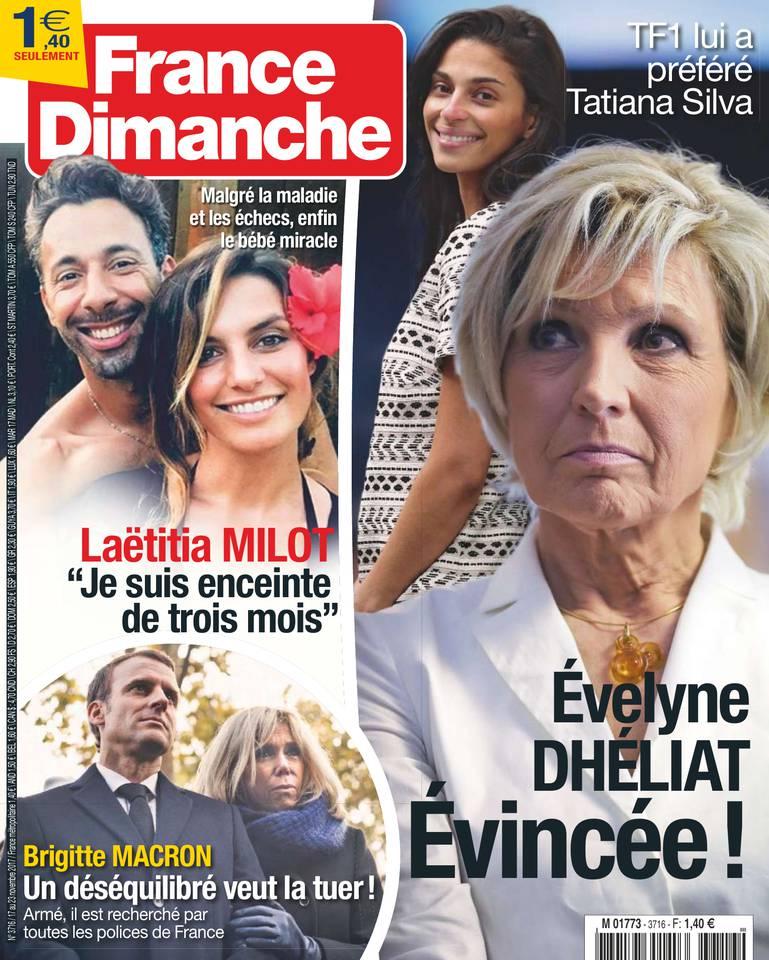 Abonnement France Dimanche Pas Cher avec le BOUQUET ePresse.fr