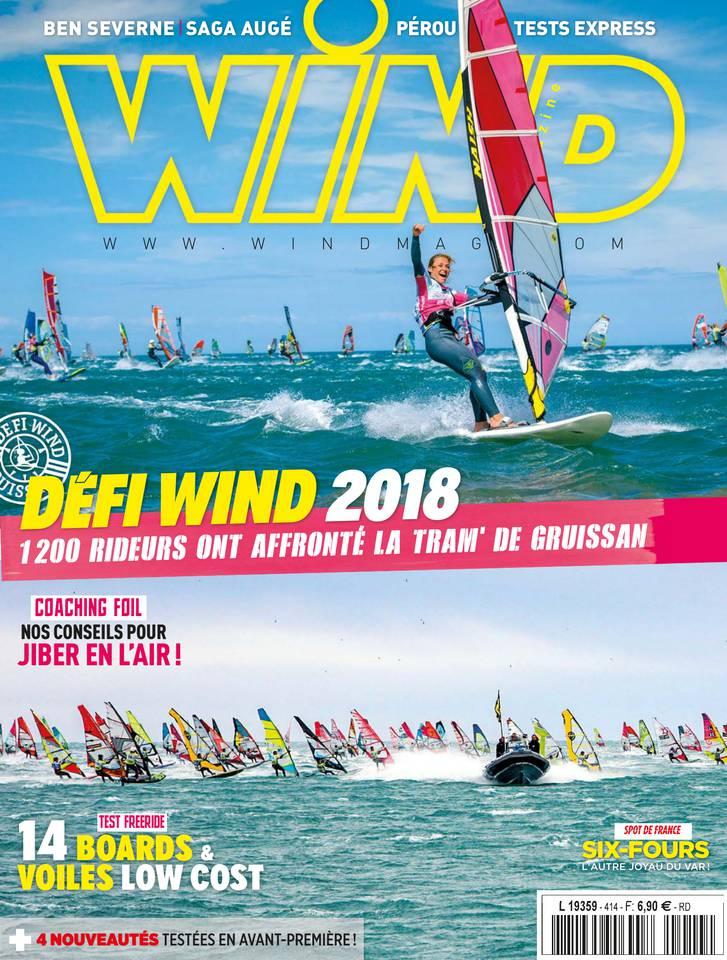 Abonnement Wind Mag Pas Cher avec le BOUQUET ePresse.fr