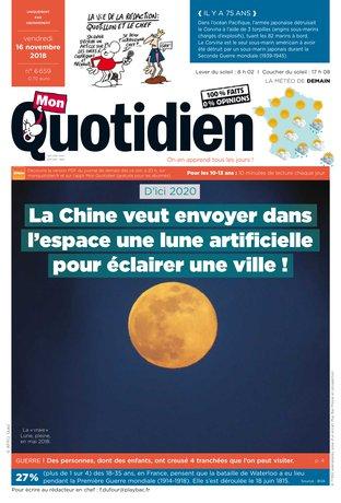 Mon Quotidien - 6659 |