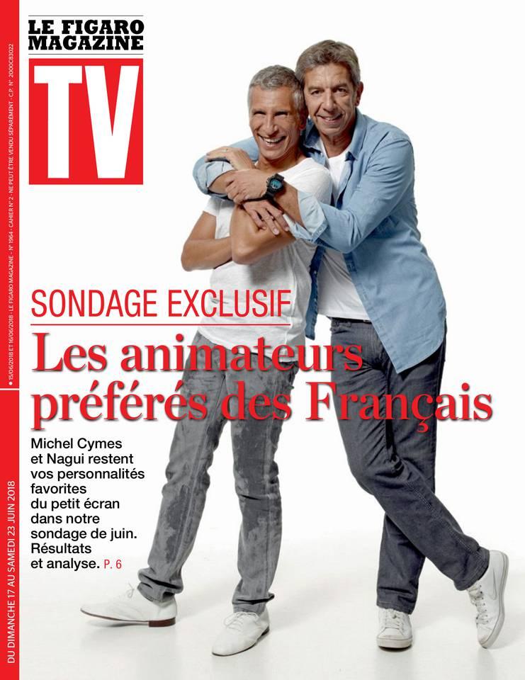 TV Magazine du 17 juin 2018 à télécharger sur iPad
