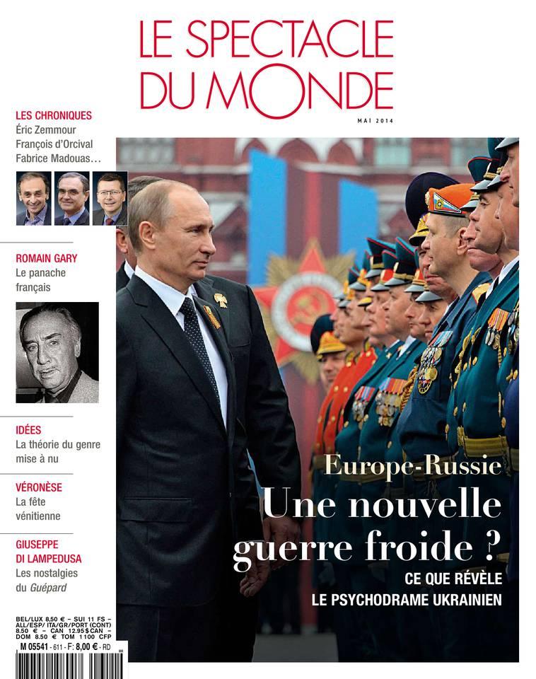 Spectacle du Monde N°611 du 08 mai 2014 à télécharger sur iPad