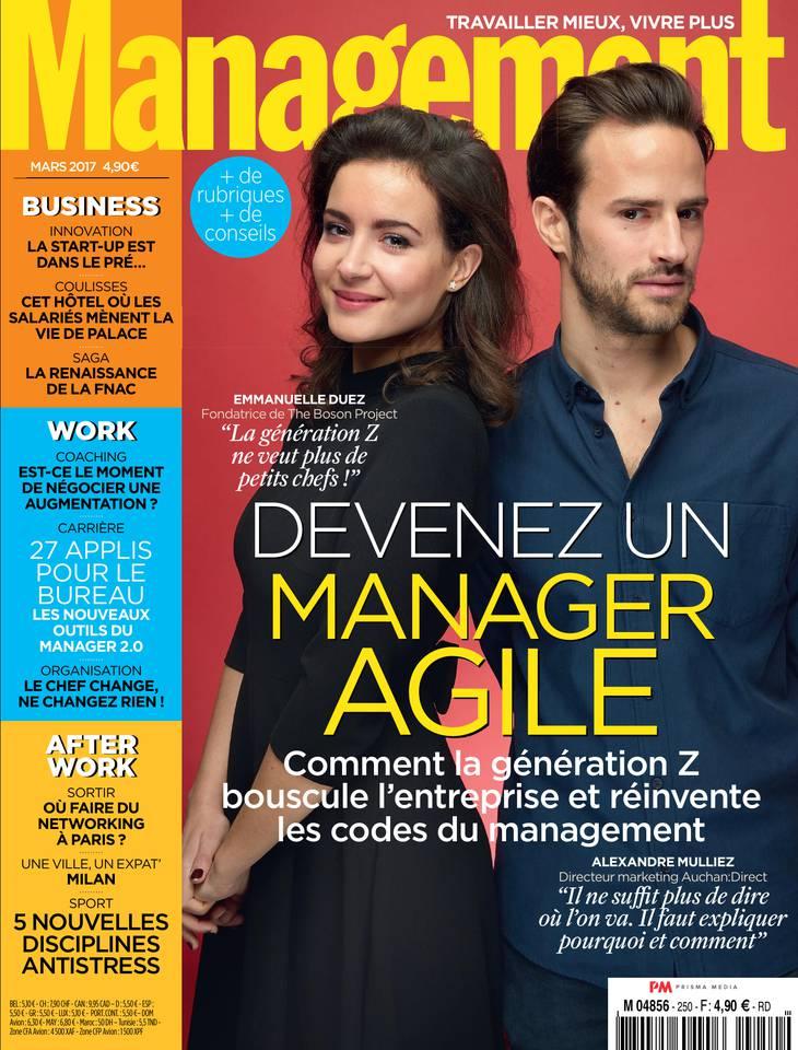 Abonnement Management Pas Cher avec le BOUQUET ÉCONOMIE ePresse.fr