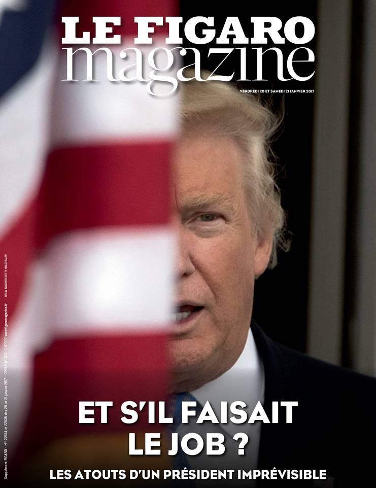 Le Figaro Magazine du 20 janvier 2017 à télécharger sur iPad