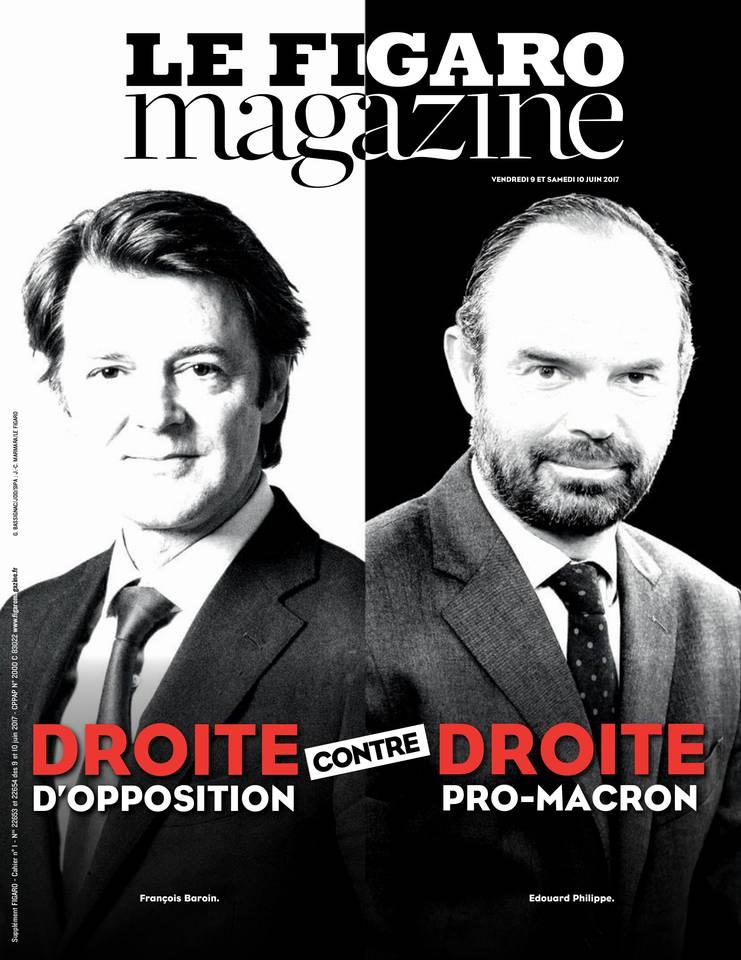 Le Figaro Magazine du 09 juin 2017 à télécharger sur iPad