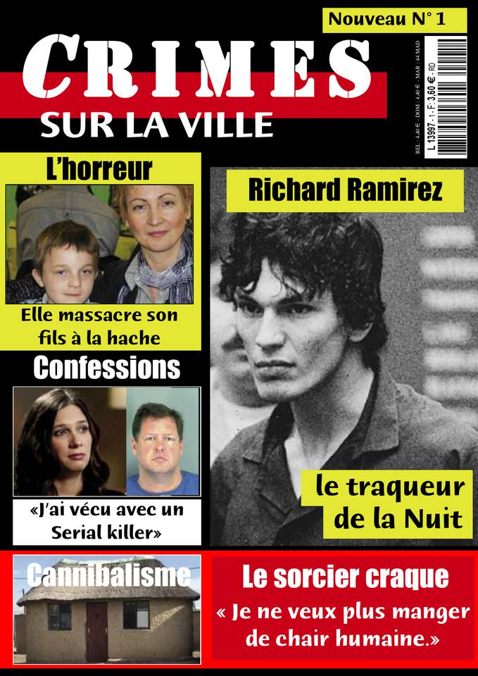 Crimes sur la Ville du 02 octobre 2017