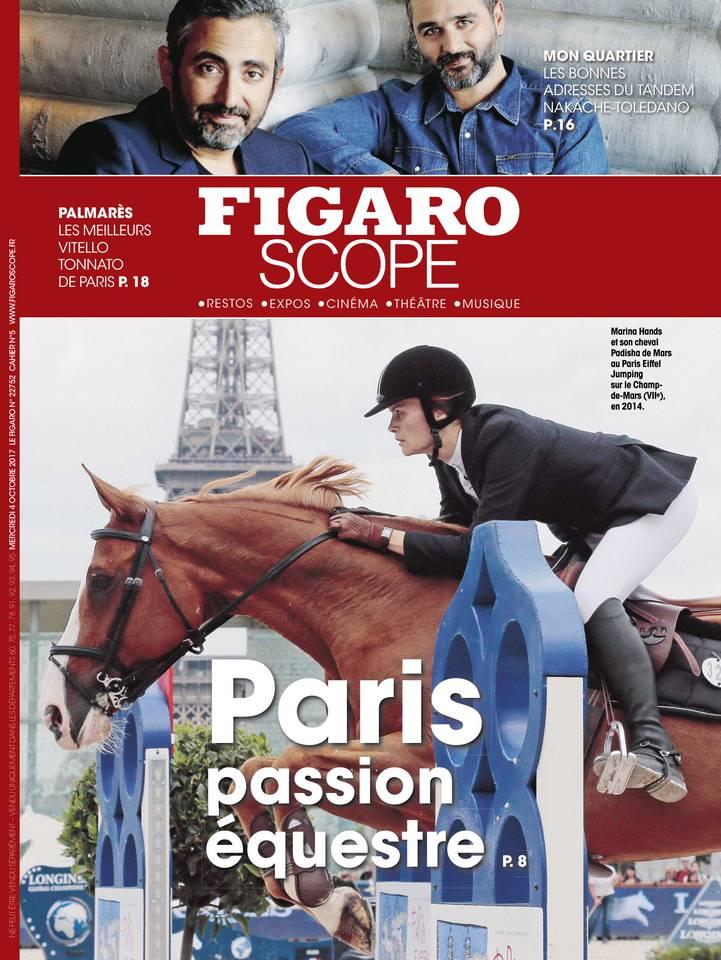 Le Figaroscope du 04 octobre 2017 à télécharger sur iPad