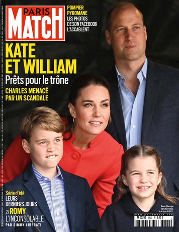 Paris Match Magazine sur emediaplace