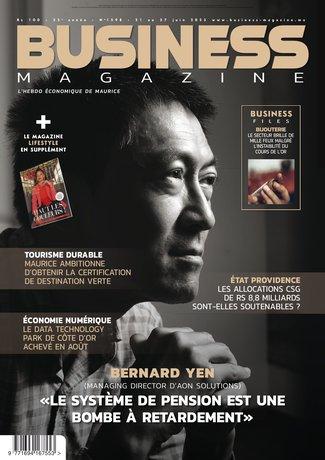 Business Magazine Maurice sur eMediaPlace