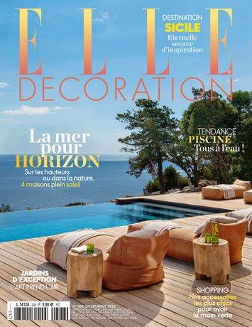 Elle Décoration magazine sur emediaplace