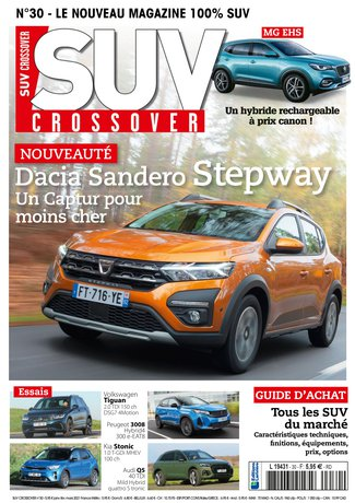 SUV Crossover magazine sur emediaplace