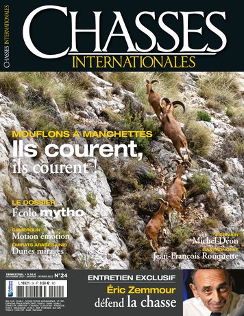 Chasses internationales sur emediaplace