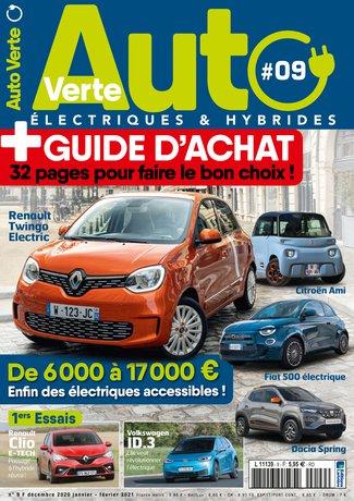 Auto Verte magazine sur emediaplace