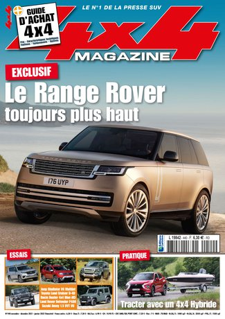 4x4 magazine sur emediaplace
