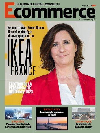 Ecommerce Magazine sur emediaplace